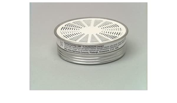 Cartucho de gas para Comfo® y ultra-twin ® respiradores (10 por caja): Amazon.es: Amazon.es