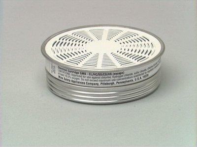 MSA GMB Cartridge For Comfo Series Air Purifying Respirator