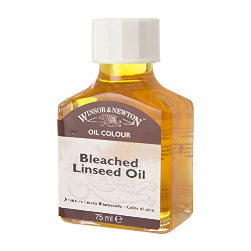 Colart Americas 3222949 Bleached Linseed Oil 75 Ml