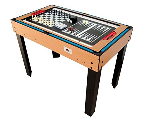Riley 4ft 4in1 Multi Games Table M4B-1: Amazon co uk: Sports