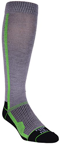 Farm 2 Feet Blue Ridge - Run Compression comes with a Helicase sock ring; Size: M - Platinum