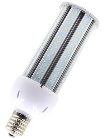 Bulb Right Bombilla LED E27 bombilla de maíz equivalente a 60 W, 5800 lúmenes,