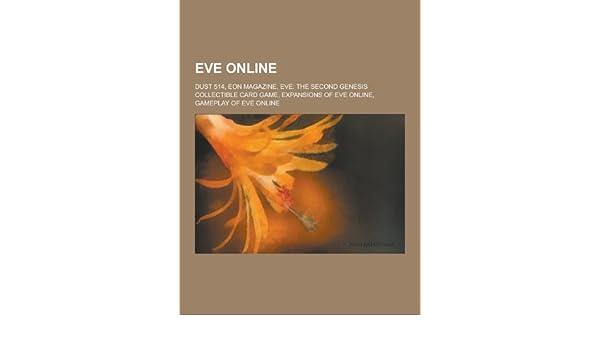 Eve Online: Dust 514, Eon Magazine, Eve: The Second Genesis