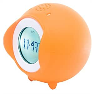 Tocky Runaway Alarm Clock with MP3 - Orange