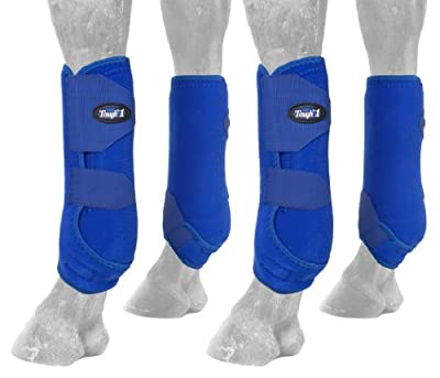 Tough 1 Extreme Vented Sport Boots Set by Jt International