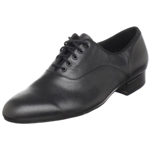 Bloch Men's Xavier Ballroom Shoe,Black,9.5 X(Medium) US by Bloch