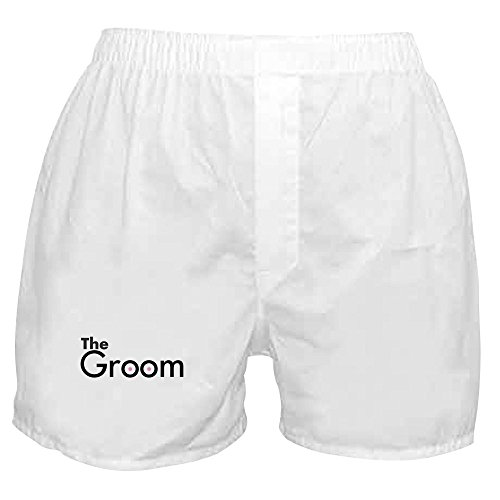 Groom Boxer Shorts (CafePress - The Groom - Novelty Boxer Shorts, Funny Underwear)