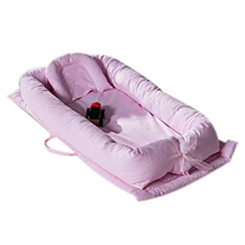 Amazoncom Baby Bassinet For Bed V Mix Baby Co Sleeping Cribs