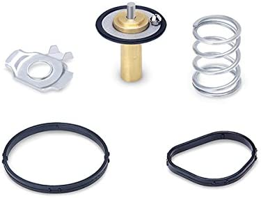 Mishimoto MMTS-FIST-14 Silver Racing Thermostat