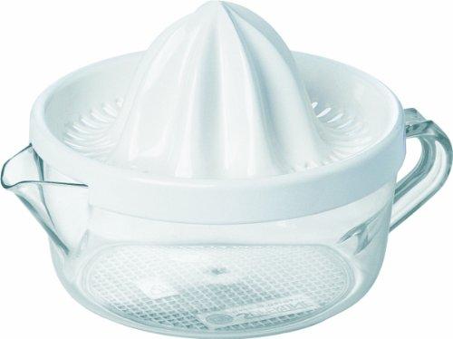 Emsa 2227141200 SUPERLINE Presse-agrumes 0,4 L transparent Blanc