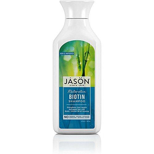 Jason Natural Restorative Biotin Shampoo - 16 fl oz ()