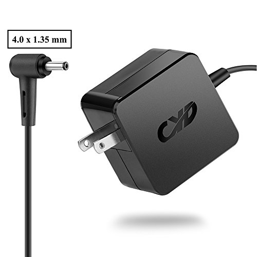 CYD 45W Charger for Asus-Zenbook-Prime UX21 UX301 UX302 UX303 UX31 UX32 UX42 UX52 U38 Transformer TP300 TX201 Zenbook UX303 UX305 UX330 Zenbook Flip UX360 X540 Q504 F556 D553M Charger Laptop Adapter