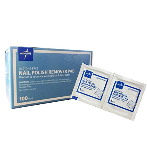MEDLINE MDS090780 Nail Polish Remover