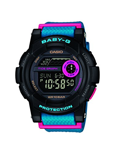 Casio BGD 180 2ER Ladies Baby G Digital