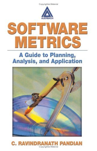 Download Software Metrics:  A Guide to Planning, Analysis, and Application Pdf