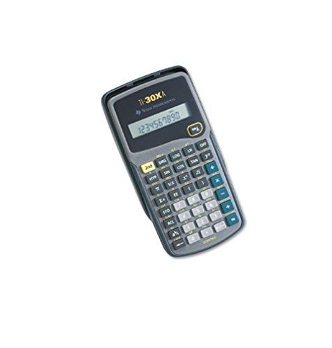 """TI-30XA - Battery - x 3.1"""" -"""