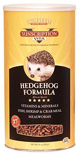 Sunseed Vita Prima Sunscription Exotics Hedgehog Formula, 25 Ounces