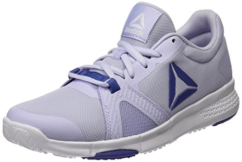 Reebok WoMen Trainflex Lite Fitness Shoes Purple (Lucid Lilac/Lilac Shadow/White)