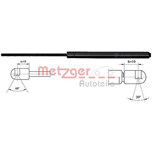 Metzger 2110456 Gasfeder, Motorhaube