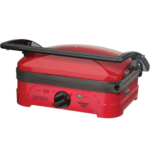 Cheap Waring Pro Grill WGG500RQ Grill Griddle – Red