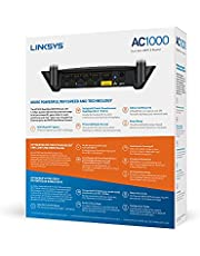 لينكسيس E5350 راوتر(موجه) برودباند لاسلكي AC1000