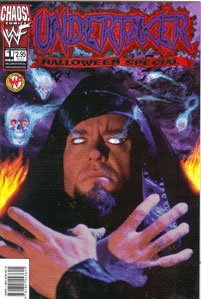 Undertaker #1 Photo Cover - Halloween Special -