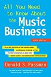 img - for Donald S. Passman: All You Need to Know about the Music Business (Hardcover); 2015 Edition book / textbook / text book
