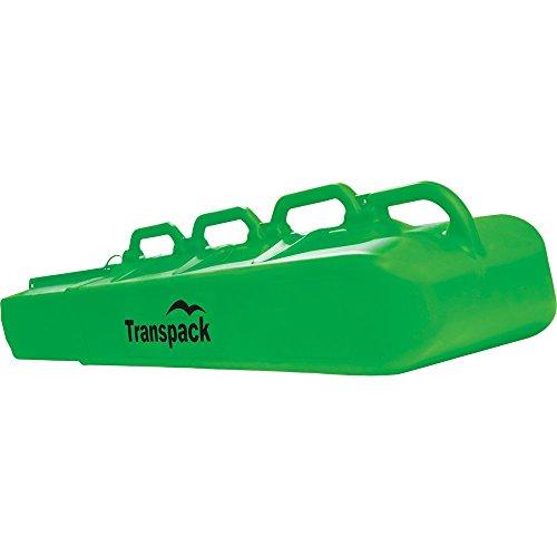 (Transpack Hard Case Jet - Ski Carrier - Lime w/Black)