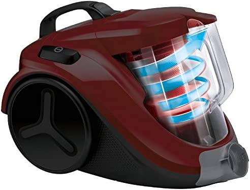 ROWENTA RO3798 EA Compact Power Cyclonic Home Car Aspirador sin bolsa, rojo (Reacondicionado Certificado): Amazon.es: Hogar