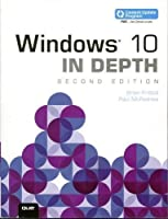 Windows 10 In Depth, 2nd Edition Front Cover