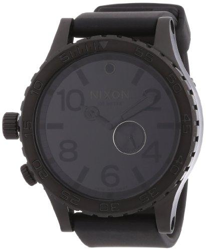 Nixon Unisex 5130 PU Watch All Black