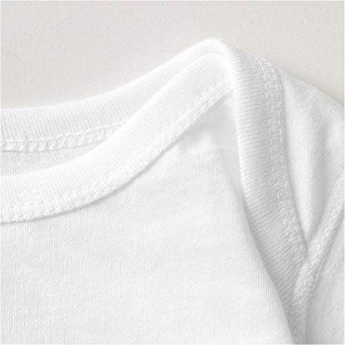Klotr Ropa para Beb/é Ni/ñas Ni/ños DNA Basketball Newborn Bodysuits Short Sleeved Romper Jumpsuit Outfit Set