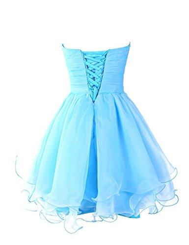 Vestito Da Donne Abiti Organza Breve Delle Navy Ritorno Junior Di Damigella Blu Nuziali Casa A Annie E4qwSOFqWn
