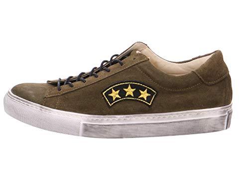 pour Ville Lacets Vert Vert Chaussures à Lazamani Femme de Vert qHxOPwng