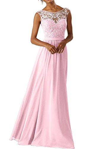 Lang Lilac Partykleider La Neu 2018 Festlichkleider Ballkleider Braut Marie Rosa Spitze Abendkleider IwqvOZ