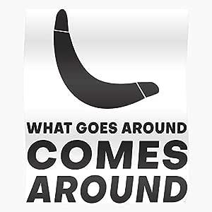Boomerang Humor Hilarious Sayings Karma Joke Returning