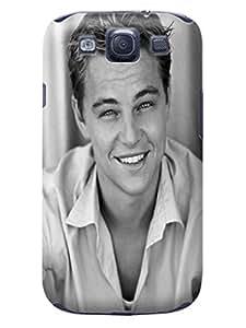 Steven L.Cummings Waterproof Shockproof Dirt Proof of TPU Samsung S3 Cases Sport Fans Leonardo Dicaprio