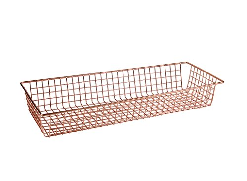 Spectrum Diversified Grid Organizer Copper