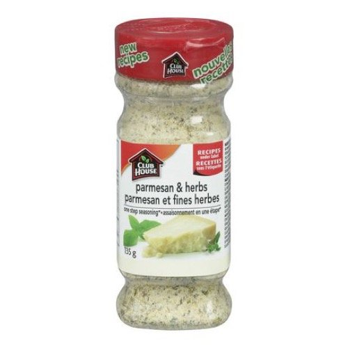 - Club House Parmesan & Herbs Seasonings 135g