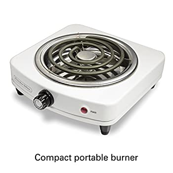 Proctor Silex 34103 Fifth Burner, White 3