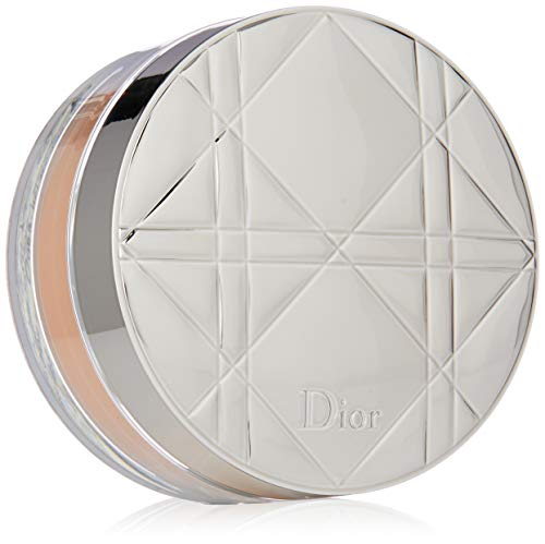 Invisible Loose Veil Powder - Christian Dior Skin Nude Air Loose # 040 Honey Beige Powder for Women, 0.56 Ounce