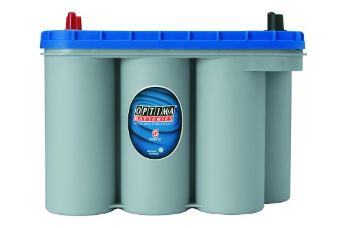 Optima Batteries D31M BlueTop Starting and Deep Cycle Battery