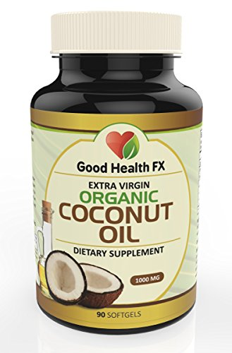 Coconut Oil Capsules Organic Extra Virgin 90 Count Review