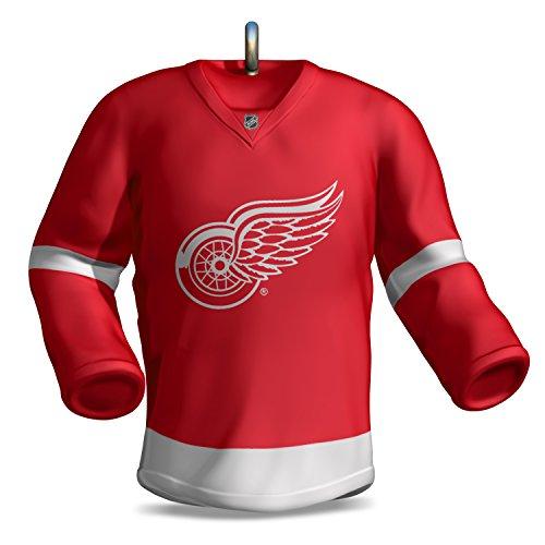 Hallmark Keepsake Christmas Ornament, Detroit Red Wings Hockey ()