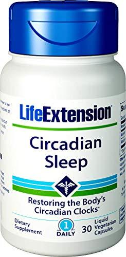 Life Extension Circadian Sleep, 30 Liquid Capsules