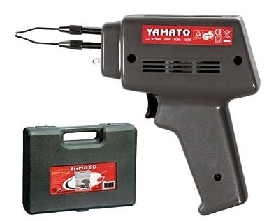 Yamato 7170045 Soldador Yamato 100 W. Pistola con Maletin: Amazon.es: Industria, empresas y ciencia