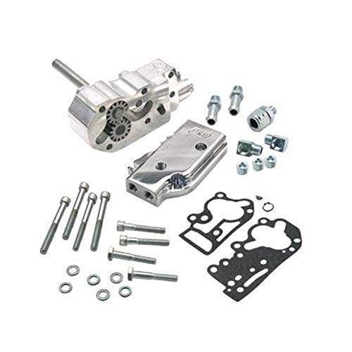 S&S Cycle Billet Oil Pump Kit Pump Only Compatible for Harley-Davidson Big Twin 92-99