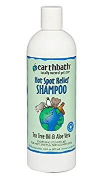 Earthbath Pflegeshampoo, Sorte Teebaum THREP0047