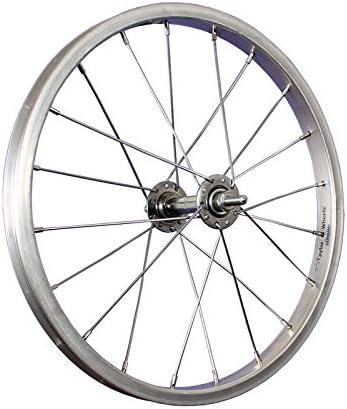 Taylor Wheels 16 Pouces Roue Avant Vélo Aluminium Acier Inoxydable 305 19 Argent Amazon Fr Sports Et Loisirs