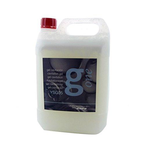 Tecnovita by BH Gel de ultrasonidos YSG05. Gel para cavitación de 5 litros YSG05 G One